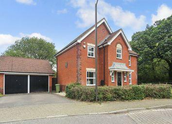 4 bed detached house for sale in Hengistbury Lane, Tattenhoe, Milton Keynes MK4