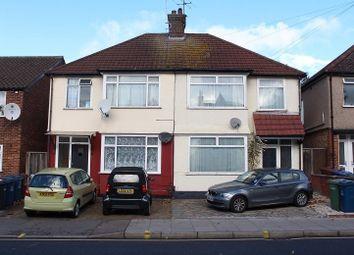 Thumbnail 2 bed flat to rent in Locket Road, Wealdstone, Harrow