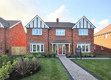 Thumbnail 5 bed detached house for sale in Ombersley Road, Bevere, Worcester