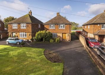Thumbnail 3 bed detached house for sale in School Lane, West Kingsdown, Sevenoaks