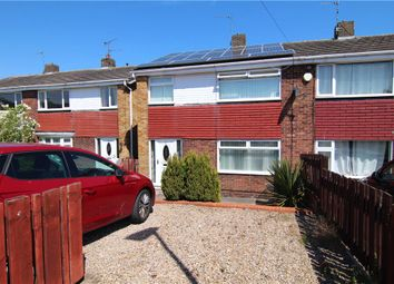 Thumbnail 3 bed semi-detached house for sale in Charlaw Close, Sacriston, Durham
