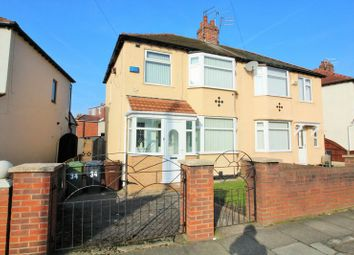 Thumbnail 3 bed semi-detached house for sale in Keir Hardie Avenue, Bootle