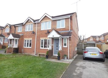 Thumbnail 3 bed semi-detached house for sale in Wigeon Approach, Morley, Leeds