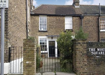 Thumbnail 2 bedroom terraced house to rent in The Mount Square, London
