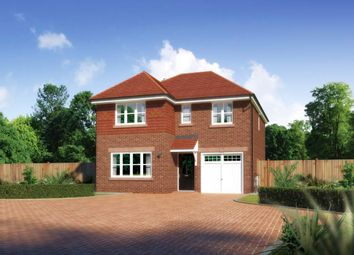 "Thumbnail 4 bed detached house for sale in ""Dukeswood"" at Callenders Green, Scotchbarn Lane, Prescot"
