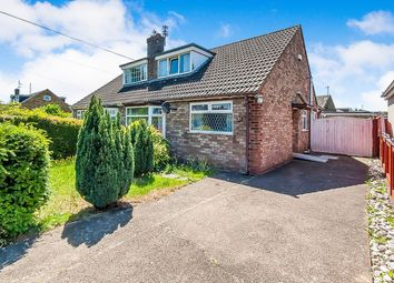 Thumbnail 3 bed semi-detached house for sale in Peaks Avenue, New Waltham, Grimsby