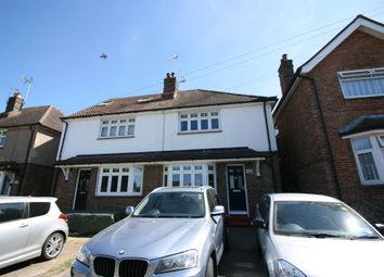 Thumbnail 2 bed semi-detached house to rent in Eastnor Road, Reigate