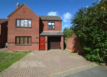 Thumbnail 3 bed detached house for sale in Merestone Close, Southam, Warwickshire