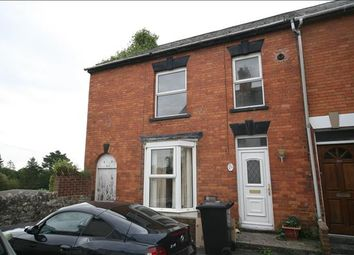 Thumbnail 3 bed end terrace house for sale in Cambridge Street, Chard, Chard