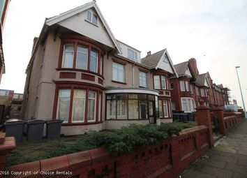 Thumbnail 1 bed flat to rent in King George Ave, Blackpool
