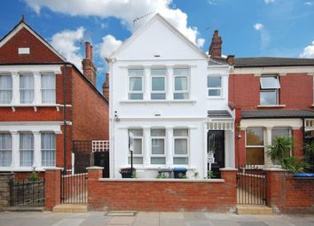 Thumbnail 3 bed flat for sale in Olive Road, London