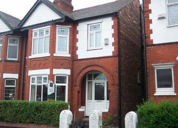 Thumbnail 4 bedroom semi-detached house for sale in Sunny Bank Rd, Longsight, Manchester