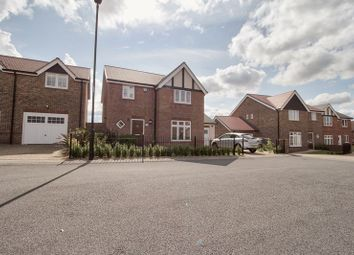 Thumbnail 4 bed detached house for sale in Kingfisher Court, Conisbrough, Doncaster