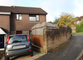 Thumbnail 1 bed terraced house for sale in Down Road, Plympton