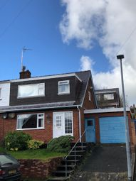 Thumbnail 3 bed semi-detached house to rent in Bron Y De, Penrhosgarnedd