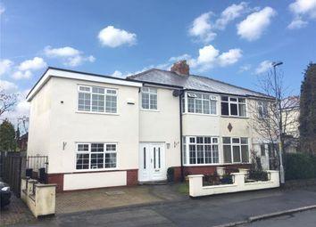 Thumbnail 4 bedroom semi-detached house for sale in Dunkirk Avenue, Fulwood, Preston
