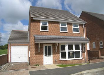 Thumbnail 4 bedroom detached house for sale in Rumby Hill Bank, Howden-Le-Wear, Crook