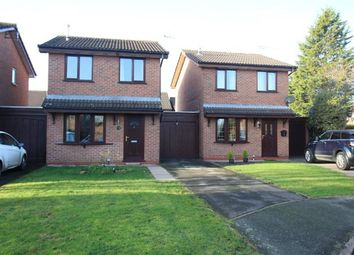 Thumbnail 2 bed detached house to rent in Beckford Close, Leighton, Crewe