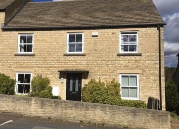 Thumbnail 4 bed end terrace house for sale in Beaumont Row, Wotton-Under-Edge