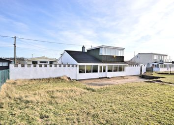 Thumbnail 3 bed detached bungalow for sale in North Beach, Heacham, King's Lynn