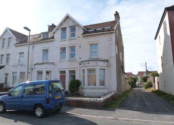 Thumbnail 1 bedroom maisonette for sale in Haddon Road, Blackpool
