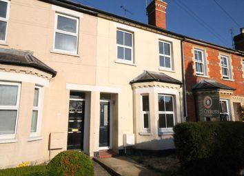 Thumbnail 3 bedroom terraced house to rent in Blenheim Road, Newbury