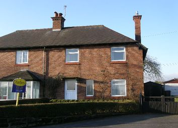 Thumbnail 3 bed semi-detached house to rent in Crossways, Pipe Gate, Market Drayton
