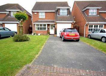 Thumbnail 3 bed property for sale in Bude Close, New Waltham, Grimsby