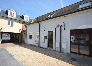 Thumbnail 2 bed flat to rent in South Street, Pennington, Lymington, Hampshire