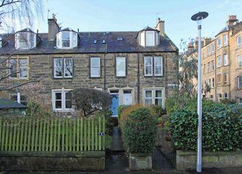 Thumbnail 3 bed terraced house for sale in Daisy Terrace, Edinburgh