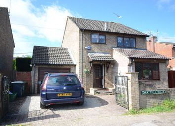 Thumbnail 3 bed detached house to rent in Oak Tree Walk, Purley On Thames, Reading