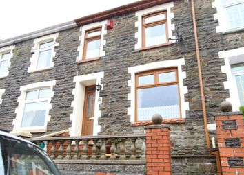 Thumbnail 3 bed terraced house for sale in Brynhyfryd Terrace -, Ferndale