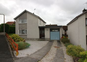 Thumbnail 3 bed detached house for sale in Haas Grove, Lockerbie