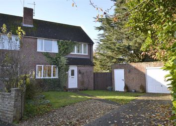 Thumbnail 3 bed semi-detached house for sale in Kennedy Close, Newbury, Berkshire