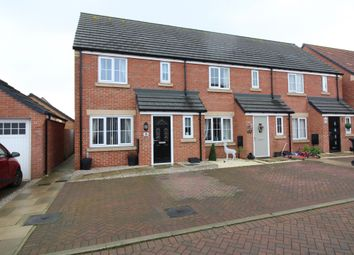Thumbnail 3 bed end terrace house for sale in Voyager Close, Fleetwood