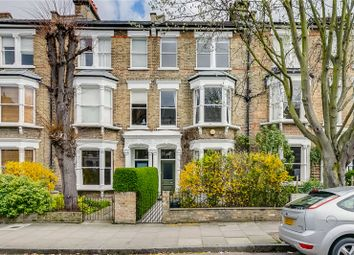 Thumbnail 4 bed terraced house to rent in Huddleston Road, London