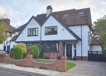 Thumbnail 5 bed semi-detached house for sale in Princes Avenue, Petts Wood, Orpington, Kent