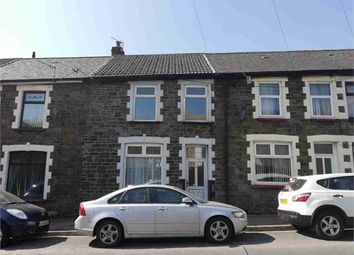 Thumbnail 3 bed terraced house to rent in North Road, Ferndale, Rct .