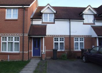 Thumbnail 2 bedroom terraced house to rent in Keytes Way, Great Blakenham, Ipswich