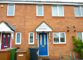 Thumbnail 2 bed terraced house for sale in Banbury Close, Wellingborough