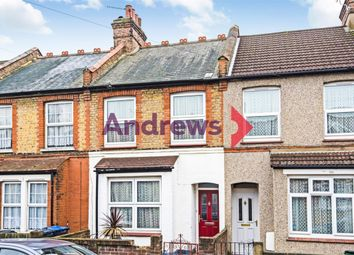 Thumbnail 2 bed terraced house for sale in Haslemere Road, Thornton Heath