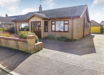 Thumbnail 3 bed detached bungalow for sale in Leathway, Ormesby, Great Yarmouth