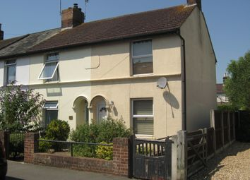 Thumbnail 3 bed end terrace house to rent in Romney Road, Willesborough, Ashford