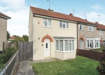 Thumbnail 3 bed end terrace house to rent in Norcot Road, Tilehurst, Reading