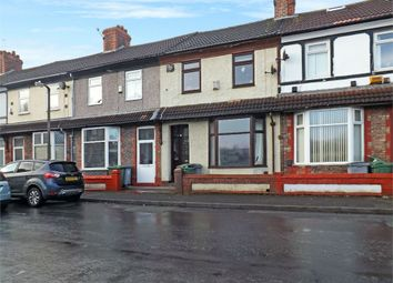 Thumbnail 3 bed terraced house for sale in Kempton Road, Wirral, Merseyside