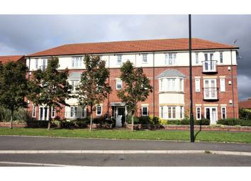 Thumbnail 2 bed flat for sale in Monarch Court, Longbenton