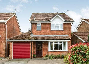 Thumbnail 4 bed detached house for sale in Linden Park, Shaftesbury