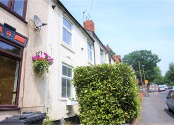 Thumbnail 2 bed terraced house for sale in Temple Street, Dudley