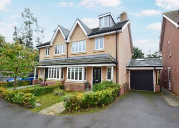 Thumbnail 4 bed semi-detached house for sale in Meath Gardens, Horley