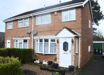 3 bed semi-detached house for sale in Chester Gardens, Church Gresley, Swadlincote DE11
